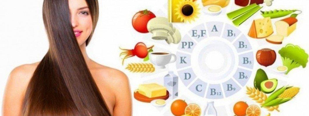 Дефицит на витамини и минерали – причина за косопад?