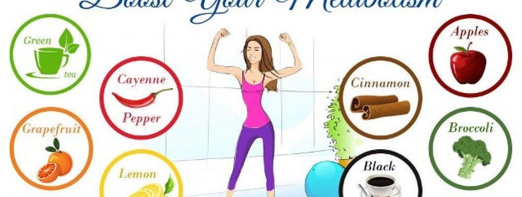 Как да забързаме метаболизма си, за да отслабнем? – 1 част