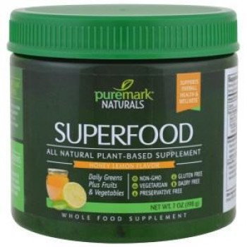 Superfood All Natural Plant 198 gr PureMark Naturals