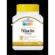 Ниацин (Витамин B-3) 250 мг 110 таблетки | 21st Century на марката 21st Century Vitamins от вносител и дистрибутор.